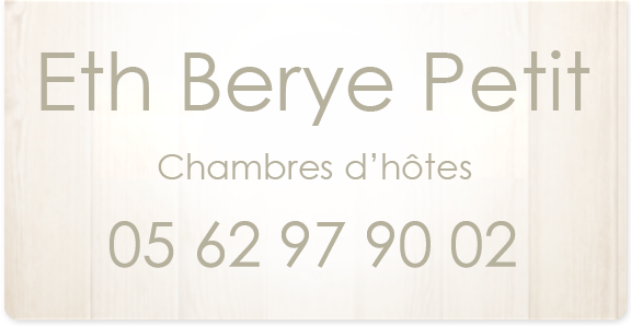 Chambres d'hôtes Berye Petit